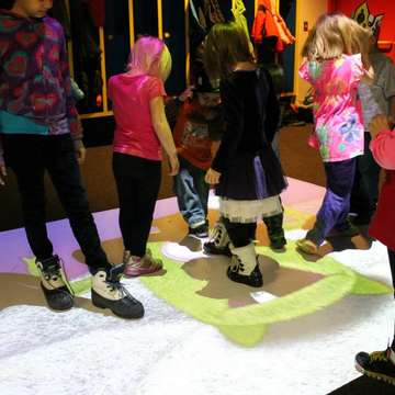 EyePlay Installed at Children's Museum of La Crosse