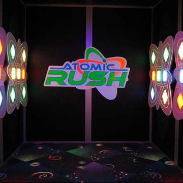Fun Arcade Experience with AtomicRUSH