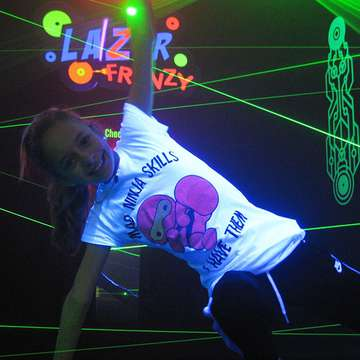 Lazer Frenzy for Fun Interactive Play