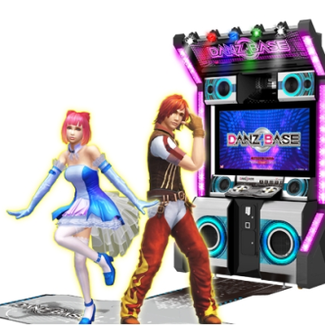 Danz Base Arcade Game Lets Players Learn Real Dance Moves