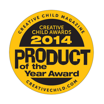 EyePlay Named Kids Product of the Year 2014 by Creative Child Magazine