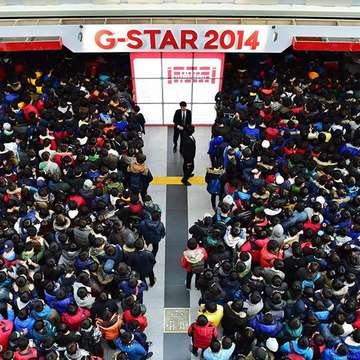 G-STAR 2014: Report