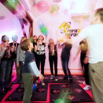 iDANCE Brings Fun and Competition to Parties and Events