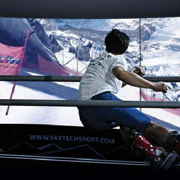 SkyTechSport to Present Ski Simulator and New Race Course at Los Angeles Ski Show & Expo