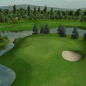 GolfBlaster 3D Delivers the Latest in Golf Simulation Technology