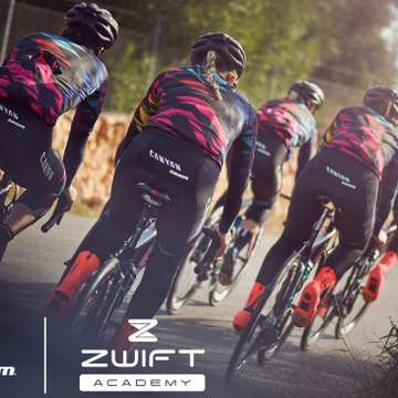 Zwift Academy Identifies Top Riders to Compete at UCI Women's World Tour