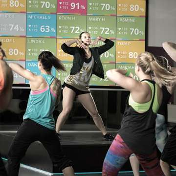 Polar Club Brings Heart Rate Training with Real-Time Guidance to Fitness Clubs