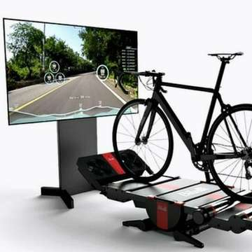 Bitelli Trainers Offer Immersive Virtual Road Simulation for Indoor Cycling