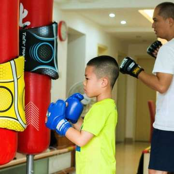 Tata-Punch Fitness Punching Pad Teaches Boxers Fighting Techniques Through Games