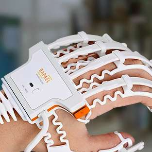 Neofect's Rapael Smart Glove Makes Therapy More Effective with Smart Rehabilitation