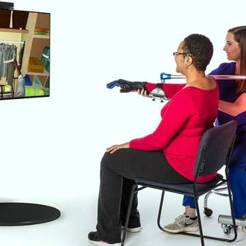 SaeboVR Rehabilitation Platform Simulates Daily Activities in Virtual Worlds
