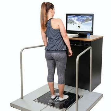 HUR iBalance Technology Gamifies Fall Prevention and Rehabilitation