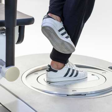 Hunova Rehabilitation Robot Combines Different Functionalities in a Single Platform