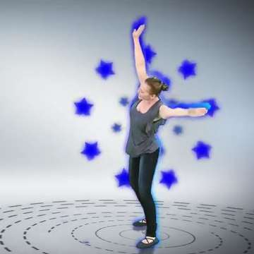 Extreme Reality Launches 3D Motion Controlled Game DanceWall Remix