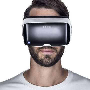 Zeiss VR One: Virtual Reality Headset for Any Smartphone
