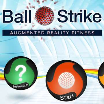 FitMaster's BallStrike Brings Augmented Reality to Your Living Room