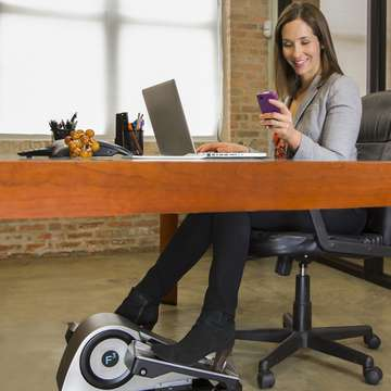 Cubii Elliptical Trainer Brings Fitness to the Workplace
