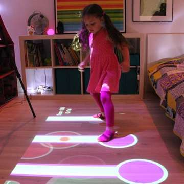 Lumo Play Interactive Projector Now Tracks Children's Toys