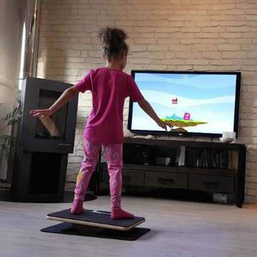 Plankpad Interactive Bodyweight Trainer Gamifies Plank Workouts