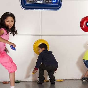SMARTfit Play Pods Offer Multisensory Learning Through Active Play
