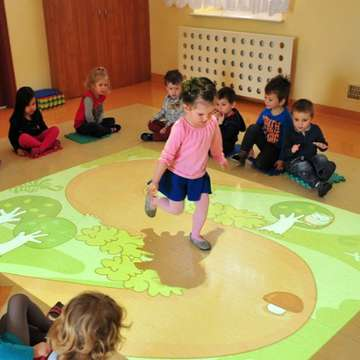 Magic Carpet Fuses Fun, Movement and Learning