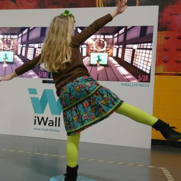iWall and tapWall Introduce Immersive Social Workouts to Activity Parks and YMCAs