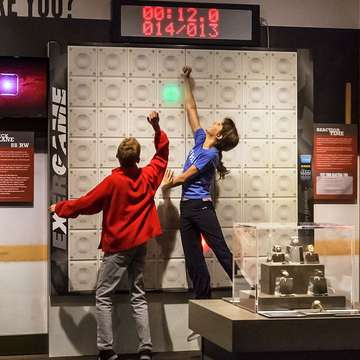 Chicago Sports Museum - Learning With a Focus on Interactivity and Fun