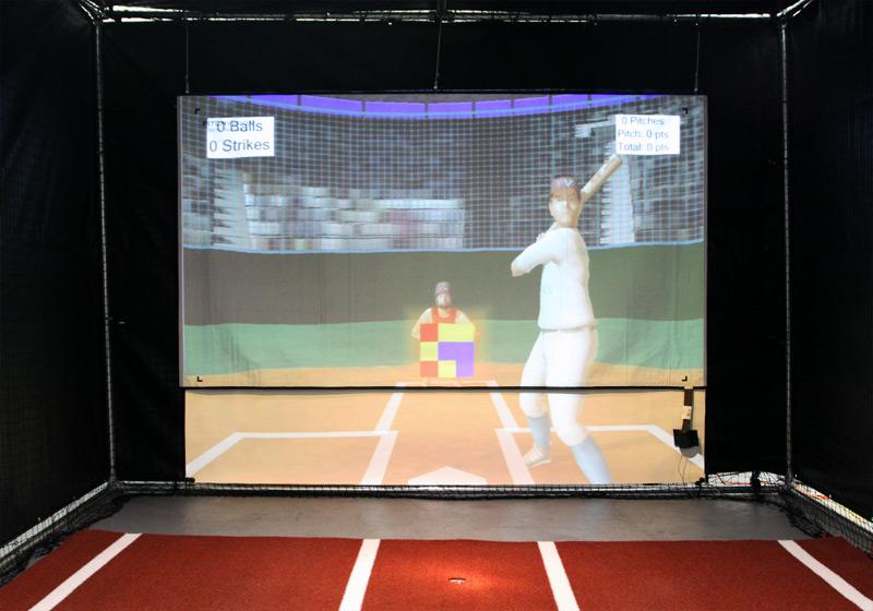 Baseball Simulators Bring Life to the Party - Fitness Gaming