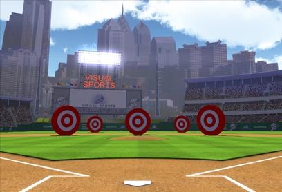 Visual Sports Launches Interactive Baseball Simulation