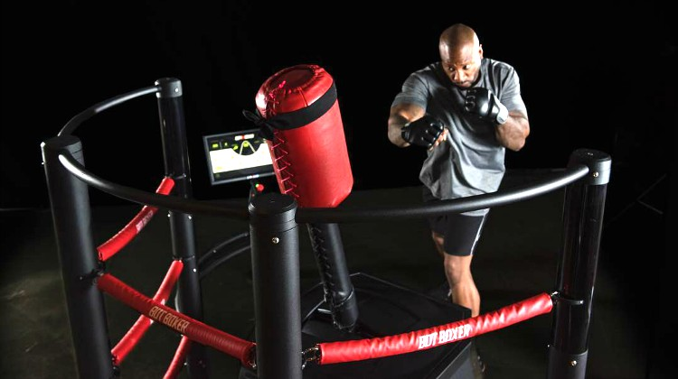 The Botboxer A Revolutionary Combat Sport Device
