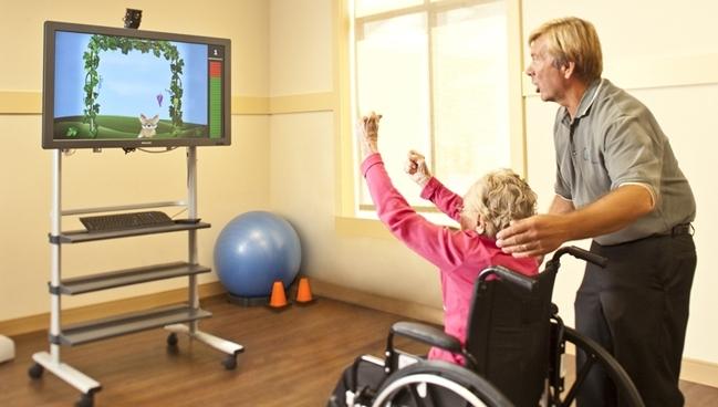 Omnivr Brings Virtual Rehabilitation To Older Patients