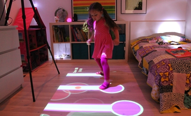 Lumo Play Interactive Projector Now Tracks Children S Toys