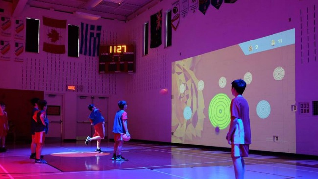 L 252 Interactive Gym Enhances Learning Play And Physical